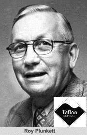 Roy Plunkett expansion recubrimientos ptfe