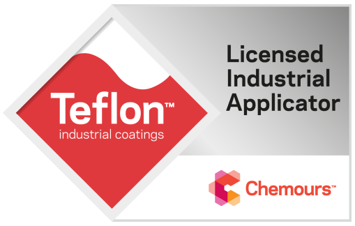 Teflon LIA licensed industrial applicator