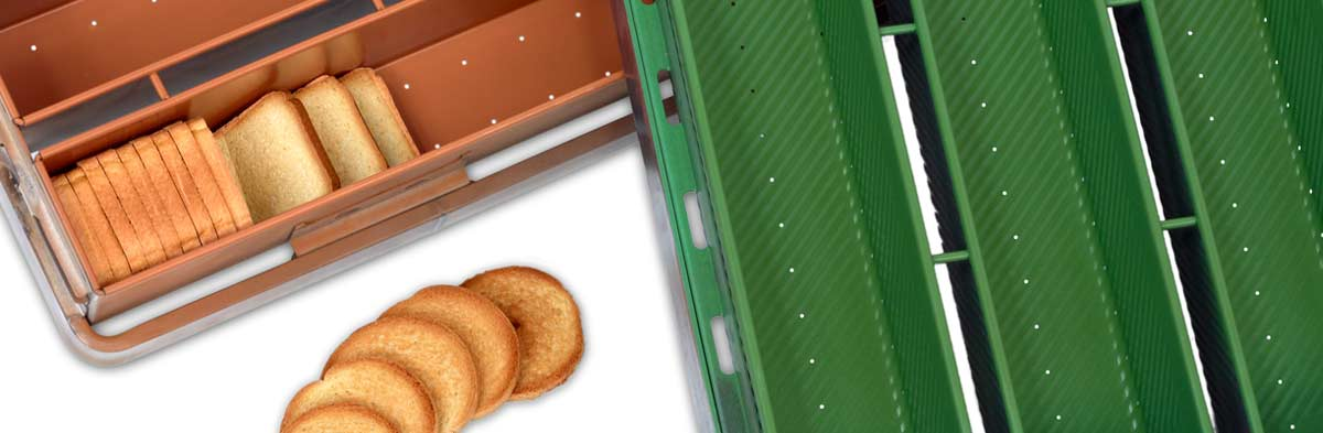 moldes antiadherentes pan tostado