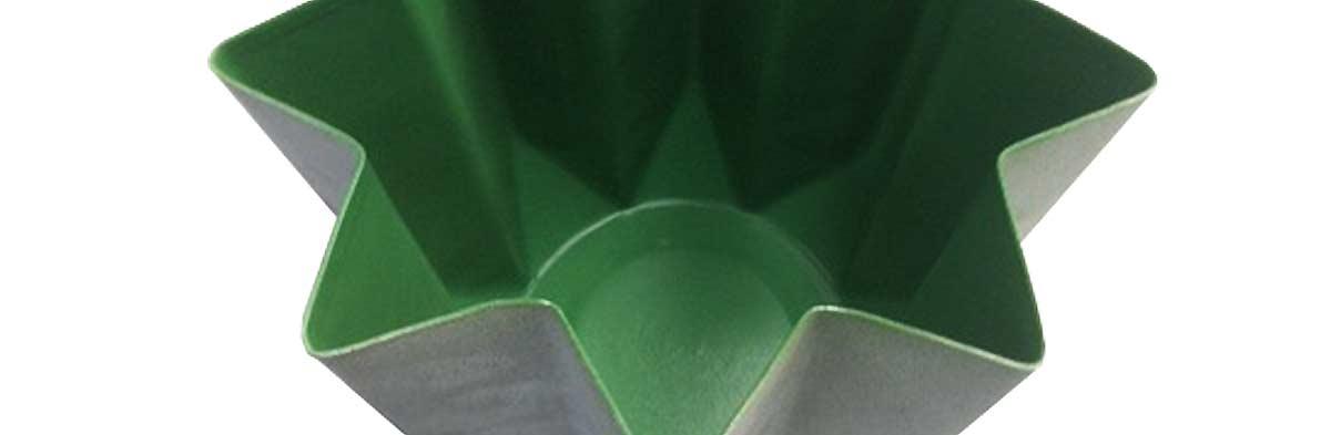 molde antiadherente para pastelería