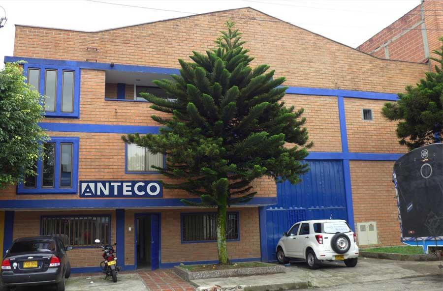 anteco recubrimientos para panificación y menaje en Colombia