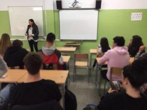 Coatresa acerca el mundo empresarial a los alumnos