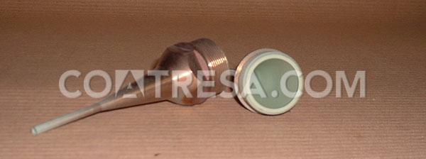 Teflon PTFE for dosing nozzle (food machinery)