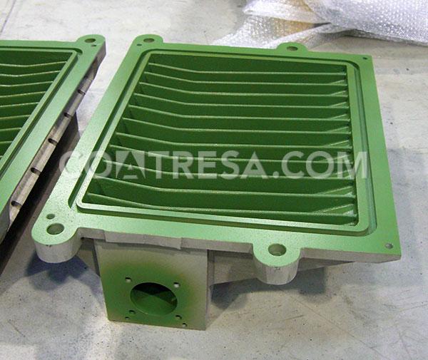 PTFE tefló per hot melt (sector embalatge)