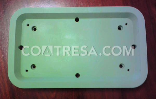 PTFE teflón para placa de termosellado (sector embalaje)