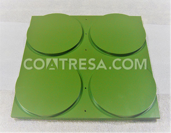 PTFE Teflon for heat sealing plate (food sector)