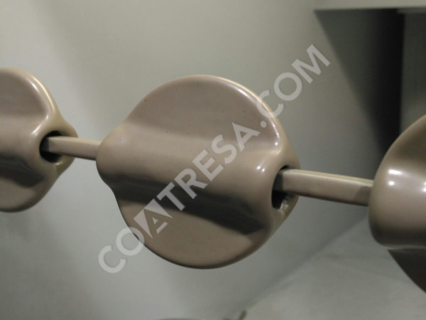 peek-coated-valve