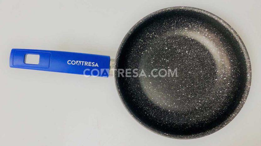 In Coatresa we apply the best nonstick for pans