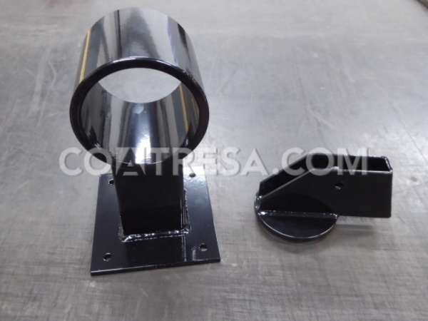THERMOPLASTIC COATED PARTS