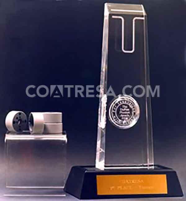 DuPont Plunkett Award for Coatresa. Teflon coating paint
