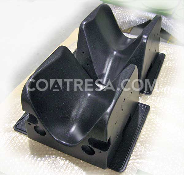 Thermoforming, non-stick mould