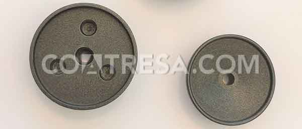 Ateflonado de placas de termosellado