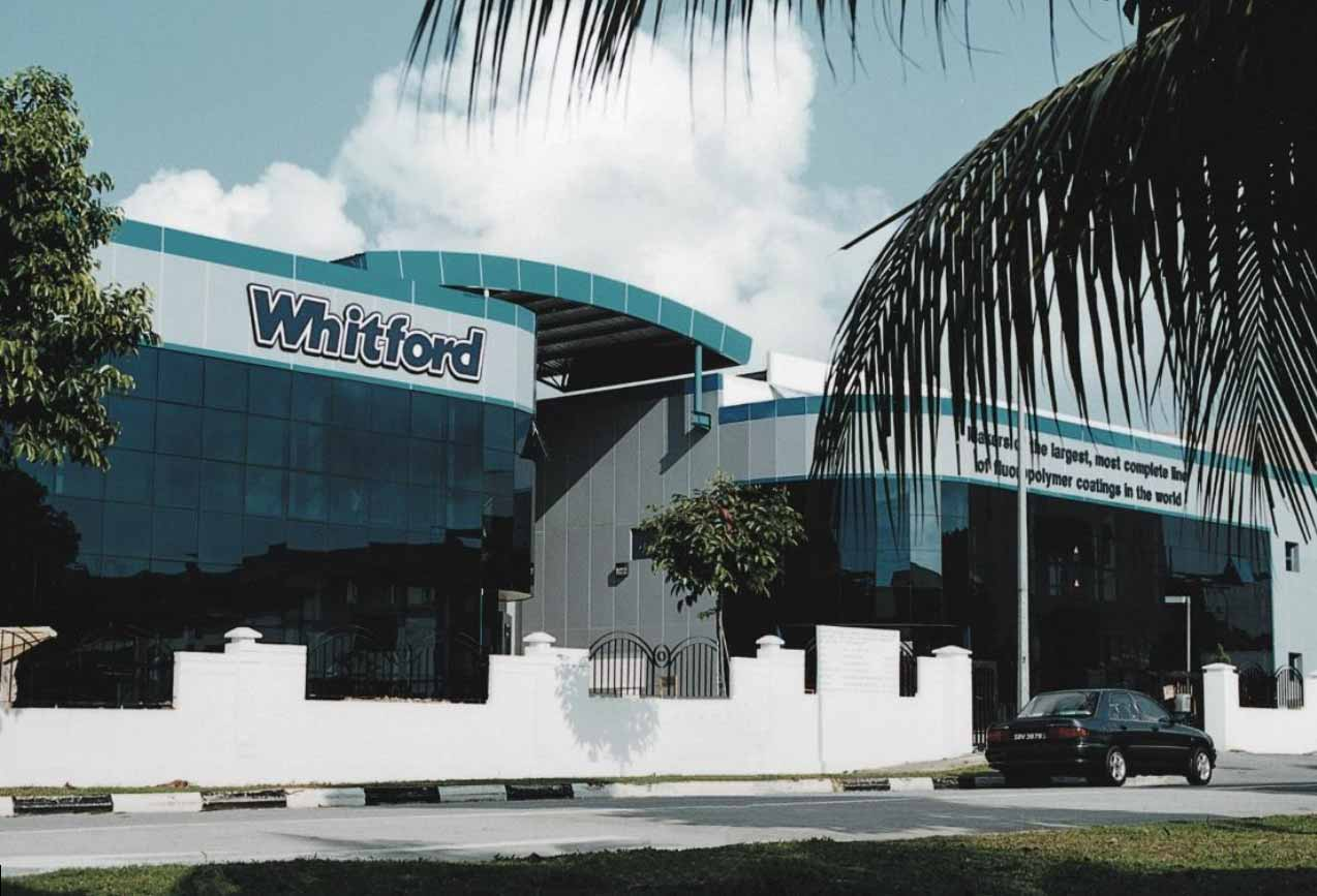 PPG adquiere Whitford