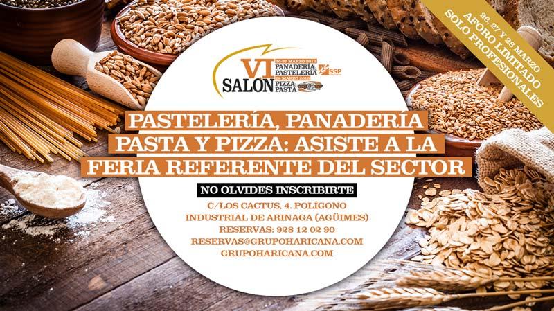 VI Salón SSP: Panadería, pastelería, pizza y pasta
