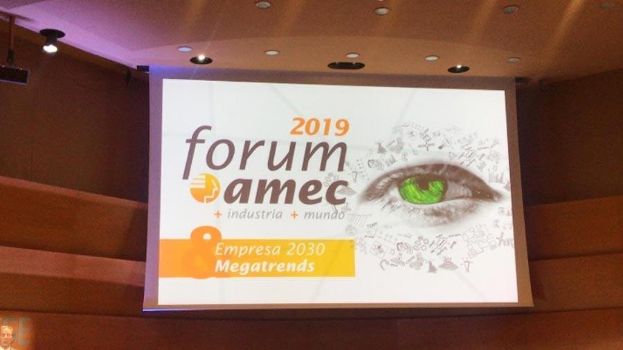forum amec 2019 Megatrends