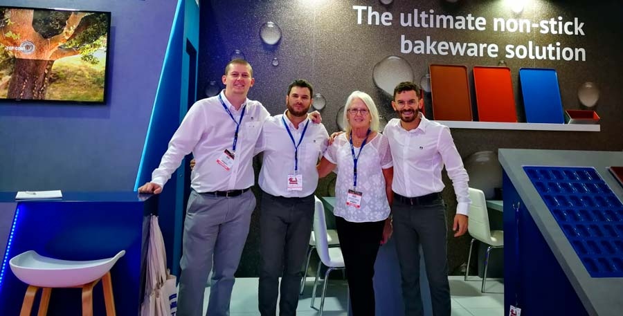 Coatresa at Gulfood Manufacturing 2019