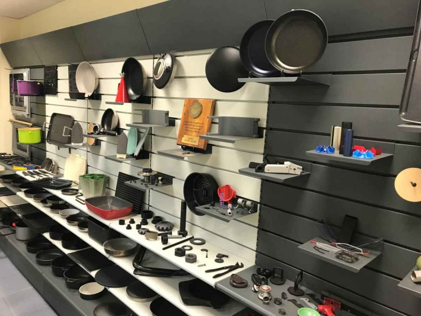 Retansa Coat's showroom