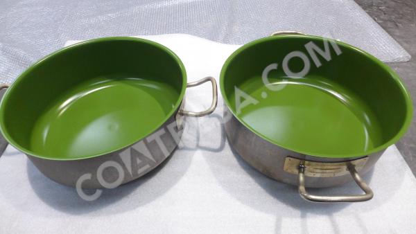 Teflon coating